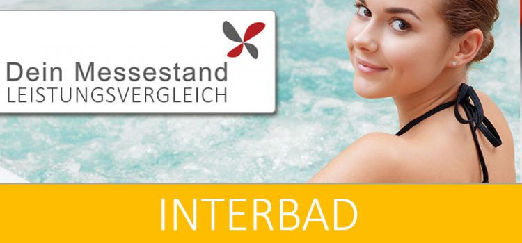Messestand Interbad Stuttgart