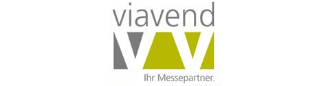 Viavend Messebau logo
