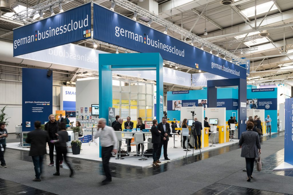 ABC Messe GmbH Referenz Messestand
