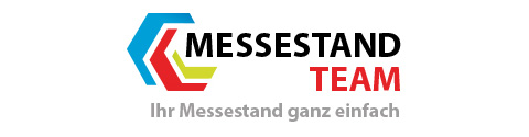 Messestand Team Logo